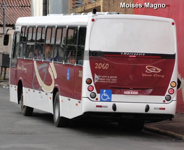 Marcopolo Torino, Mercedes-Benz OF-1722M, Vera Cruz 2060