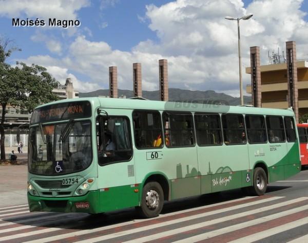 Marcopolo Torino, Mercedes-Benz OF-1722M Cidade BH