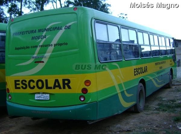 Comil Svelto, Volksbus 17.210 EOD, Prefeitura Municipal de Moeda, HMN-6022