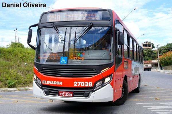 CAIO Apache Vip IV,Mercedes-Benz OF-1519,Viação Fênix 27038,PVC2289