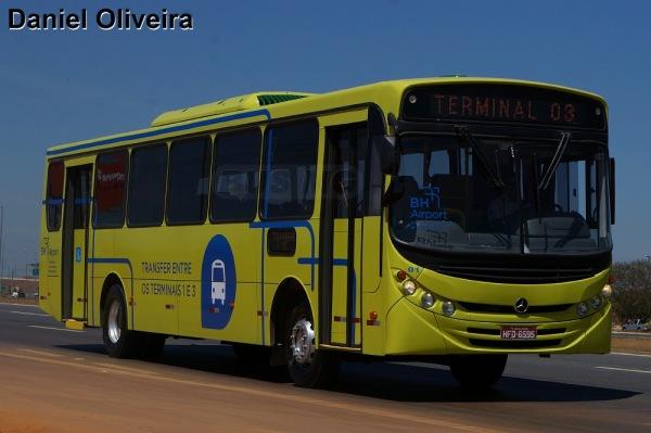 CAIO Apache Vip II,Mercedes-Benz OF-1722M,Expresso Unir ,HFD6595