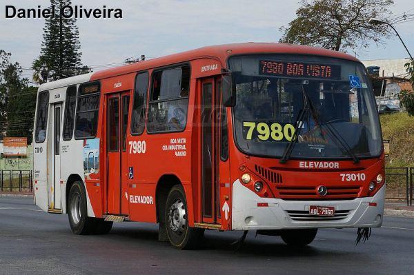 Neobus Spectrum City,Mercedes-Benz OF-1418,Viação São Geraldo 73010,AQL7960