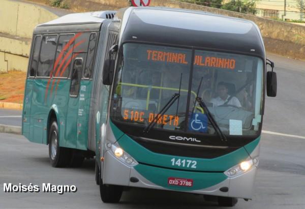 Comil Doppio BRT, Mercedes-Benz O-500MA BT5,  Unir 14172, OXD-3786