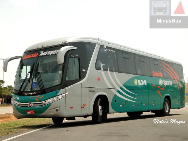 Marcopolo Viaggio G7 1050, Mercedes-Benz O-500R BT5, Unir 14194, PWK-8114