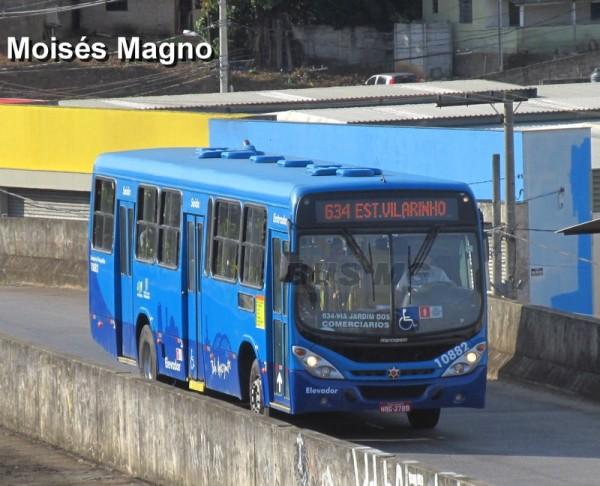 Marcopolo Torino, Mercedes-Benz OF-1722M, Rodap 10882, HBG-2789
