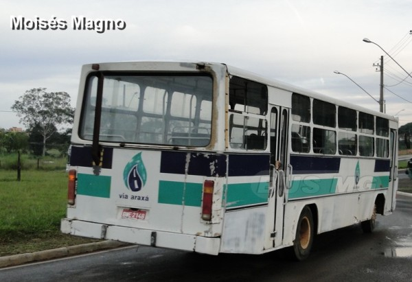 Thamco Padron Águia, Mercedes-Benz OF-1315, Via Araxa 2148, BWE-2148