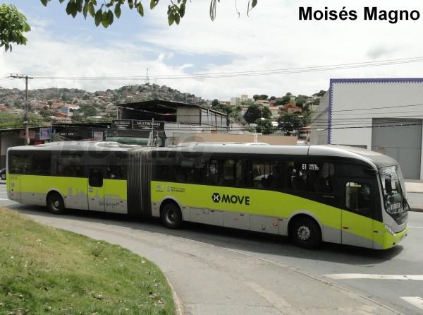 Comil Doppio BRT, Scania K310 IA, Milenio 10735, OWZ-2538